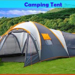 HDPE Tarpaulin Tent India