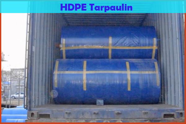 HDPE Tarpaulin Supplier in India