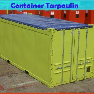 container Tarpaulin Exporter