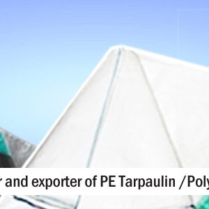 Poly Tarpaulin Manufacturer, Supplier in India