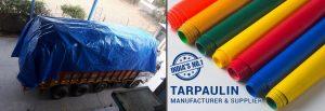 HDPE Tarpaulin Tent