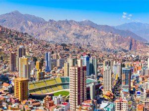 HDPE Tarpaulin Tent in bolivia