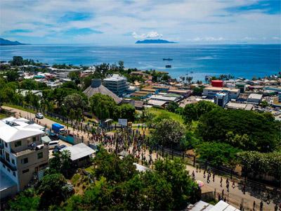 HDPE Woven Tarpaulin Manufacturers in solomon islands